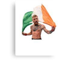 Conor McGregor UFC Fighter Metal Print