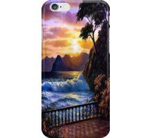 Incredible sunset iPhone Case/Skin