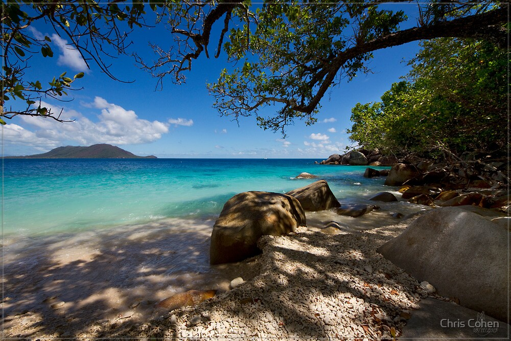 Fitzroy Island 03 by Chris Cohen