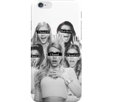 Chanels iPhone Case/Skin