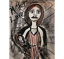 Mother Love 2 Photographic Print