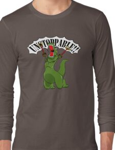 Unstoppable T-Rex Long Sleeve T-Shirt