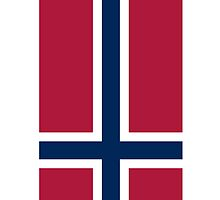 Norway Iphone case by hooluwan