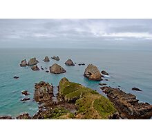 Nugget Point Photographic Print