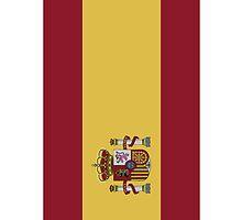 Spain Iphone Case by hooluwan