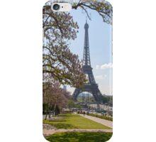 Paris Spring Time iPhone Case/Skin