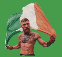 Conor McGregor UFC Fighter One Piece - Short Sleeve