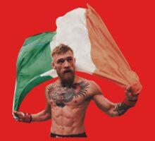 Conor McGregor UFC Fighter Kids Tee