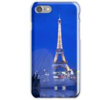 Eiffel Tower Magic iPhone Case/Skin