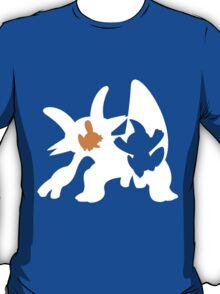 Mudkip, Marshtomp, Swampert T-Shirt