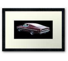 1969 Gran Torino Framed Print