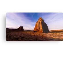 Cathedral Temples Metal Print