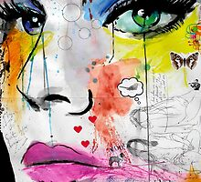great gypsy dream by Loui  Jover