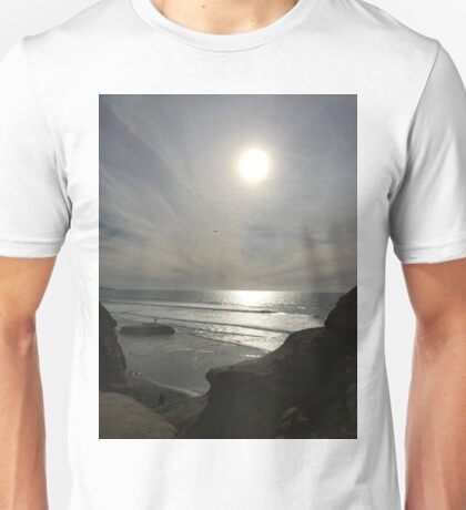 Torrey Pines State Natural Reserve Unisex T-Shirt