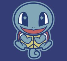 Chibi Squirtle by DisfiguredStick