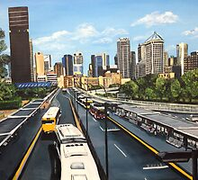 Busy Busway by Kylie Farrelly