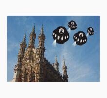 Aliens invade Leuven by funkyworm