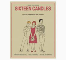 Sixteen Candles Movie Poster Kids Clothes