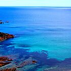 Blue Coloured Water by Sammy-Joy