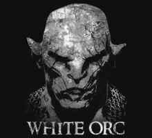 White Orc by ghostmeat