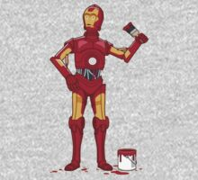 #Star Wars #Ironman by tomaty