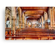 St Frances Xavier Cathedral Canvas Print