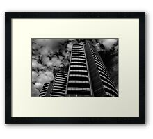 URBAN ABSTRACT  II Framed Print