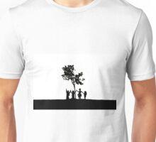 Children Holding Hands Unisex T-Shirt