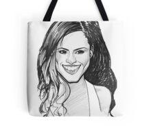 Caricature - Cheryl Cole Tote Bag