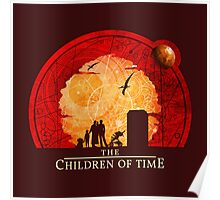 The Children of Time - Circular Poster