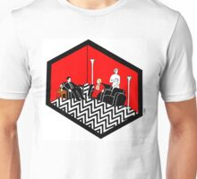 Twin Peaks Black Lodge Unisex T-Shirt