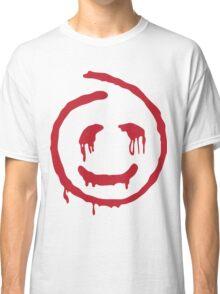 Red John smiley Classic T-Shirt