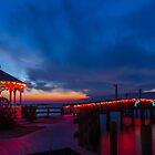LBI Christmas at Sunset by Dennis  of Legend Photography