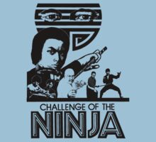 Challenge of the Ninja. (B Movie) by BungleThreads