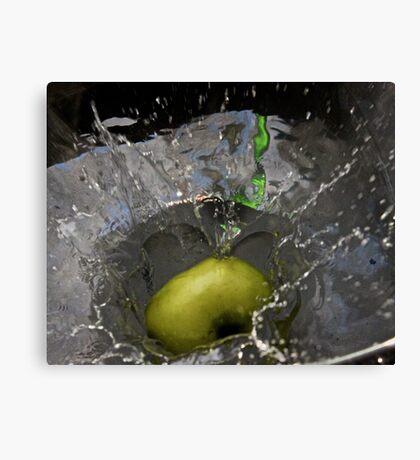 Fruit Splash  Canvas Print