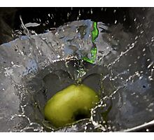 Fruit Splash  Photographic Print