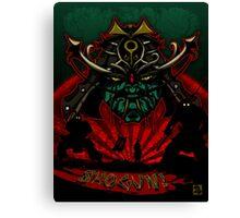 SHOGUN! Canvas Print