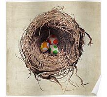Yoshi Eggs Poster