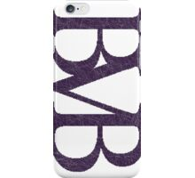 BVB phone case iPhone Case/Skin