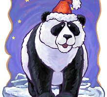 Panda Bear Christmas by Traci VanWagoner