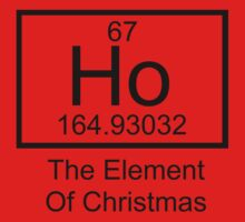 Ho The Element Of Chsistmas by VnxGaming