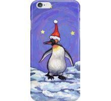 Penguin Christmas iPhone Case/Skin
