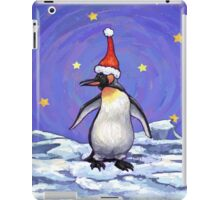 Penguin Christmas iPad Case/Skin