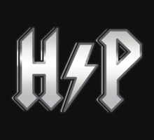 Rockin' Potter - ACDC Harry Potter Shirt by BootsBoots