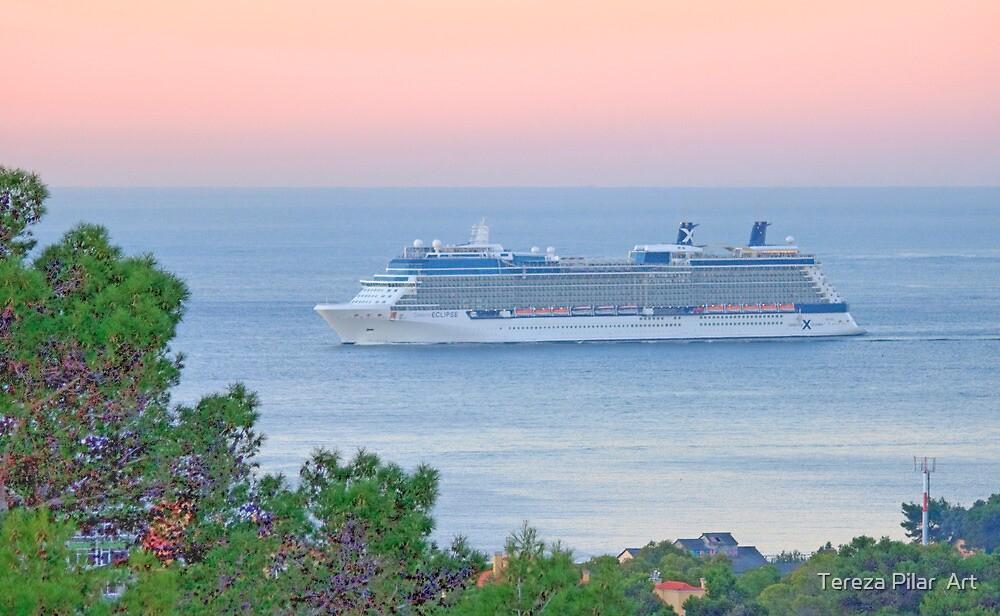 morning cruise by terezadelpilar~ art & architecture