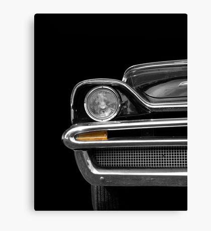 Luxury (black&white) Canvas Print
