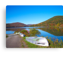 Fishermens Fall Canvas Print