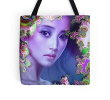 Abode of an Angel Tote Bag