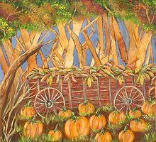Fall Harvest by Mikki Alhart