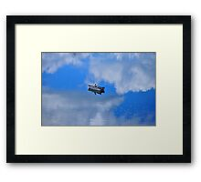 Fishermans Dream Framed Print